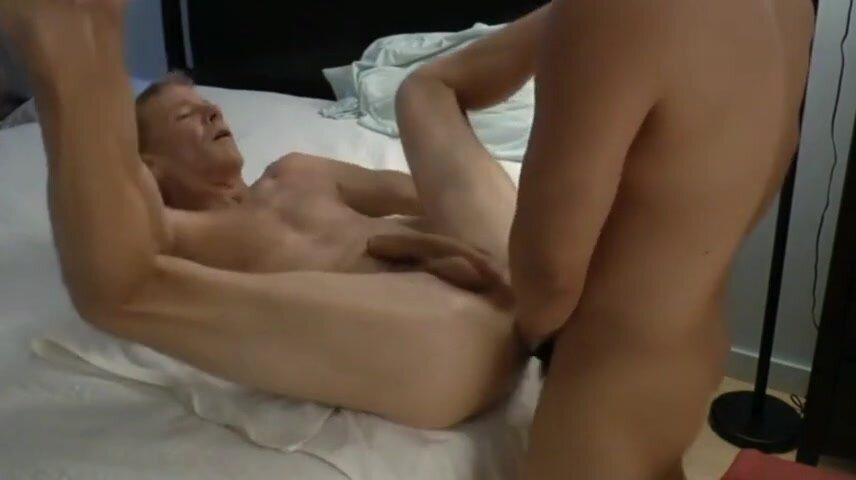 Fisting and Jerking off in Ass 4
