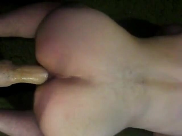 Big Dildo Deep In Ass - Please Comment 3