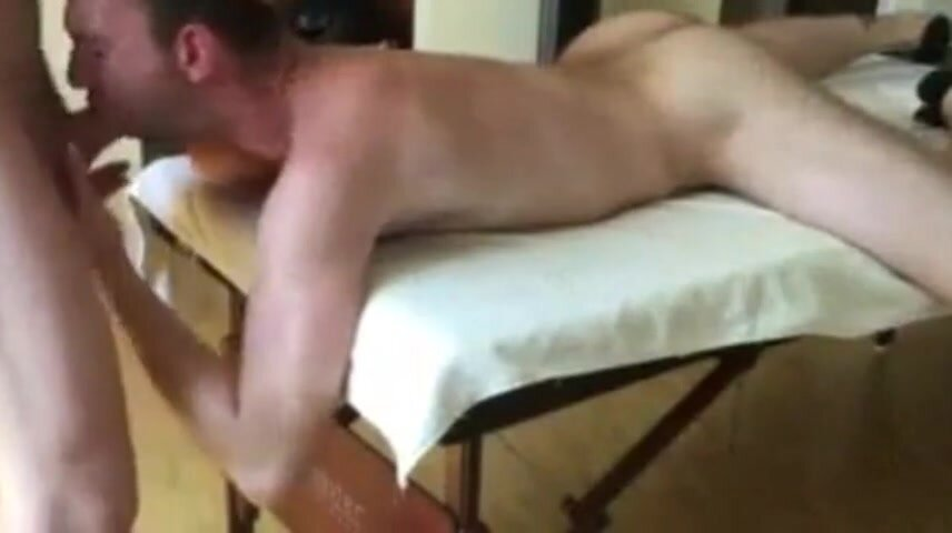 Daddy and his married friend bareback eager otter 6