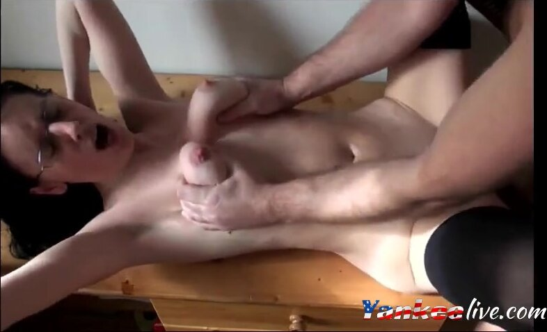 Gorgeous Submissive German Slave, Fucked and Cumshot 6