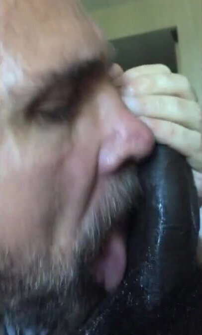 Taking Cock at the hotel. 4